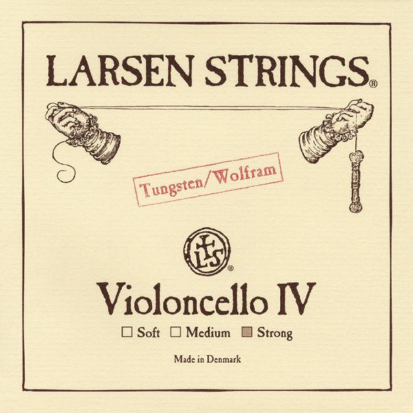 Cellostreng Larsen Original 4C Medium Tungsten