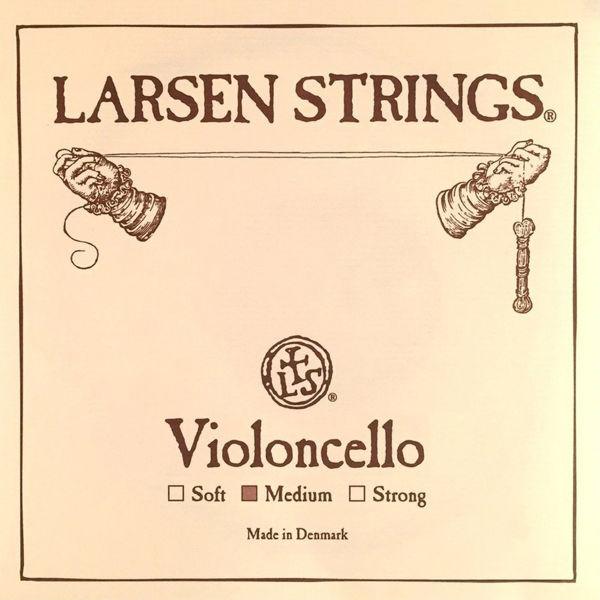 Cellostrenger Larsen Original Sett 1/8 Medium