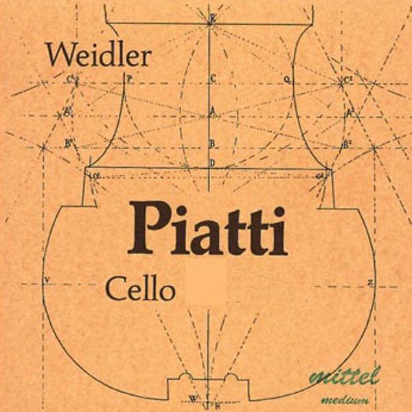 Cellostreng Piatti 3G medium