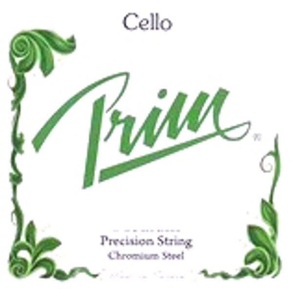 Cellostreng Prim 2D Medium Chrome Steel