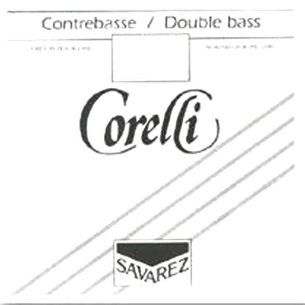Kontrabasstrenger Corelli 370M sett