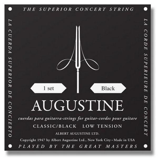 Gitarstrenger Nylon Augustine Black