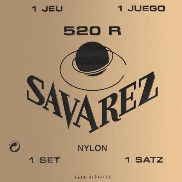 Gitarstrenger Nylon Savarez 520R Trad
