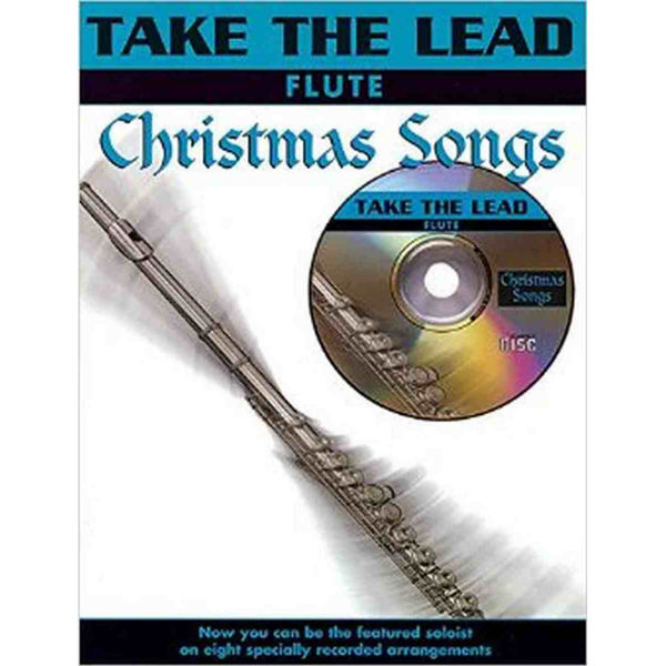 Take the lead - Christmas songs Flute Book and CD