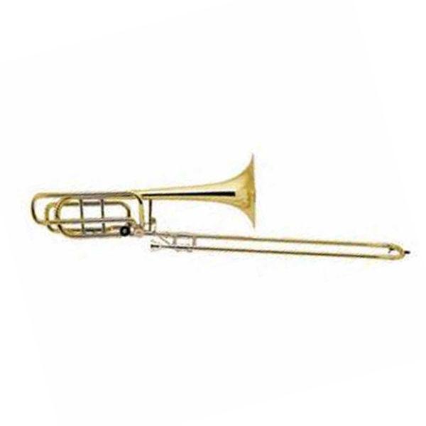 Basstrombone Bach Bb/F/Gb/D Series 50B3O Stradivarius