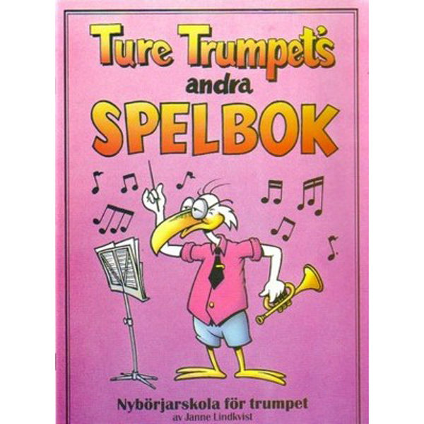 Ture Trumpets andra spelbok