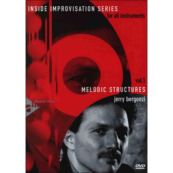 Jerry Bergonzi Melodic Structures vol 1