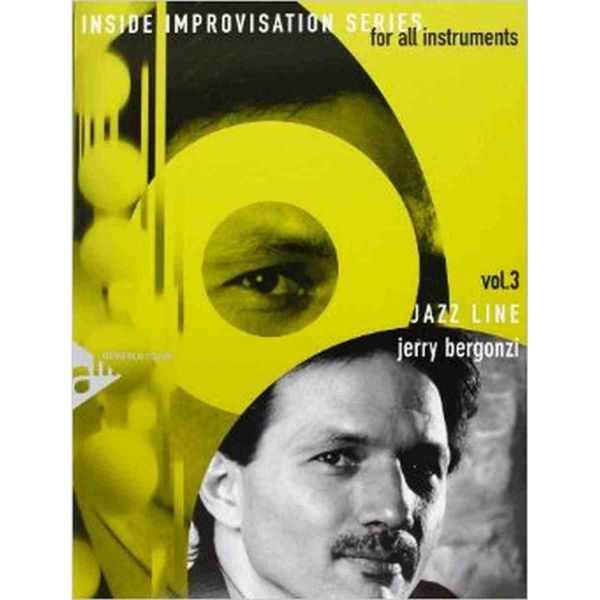 Jerry Bergonz vol 3 - Jazz Line