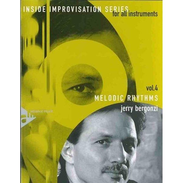 Jerry Bergonzi vol 4 - Melodic rhythms