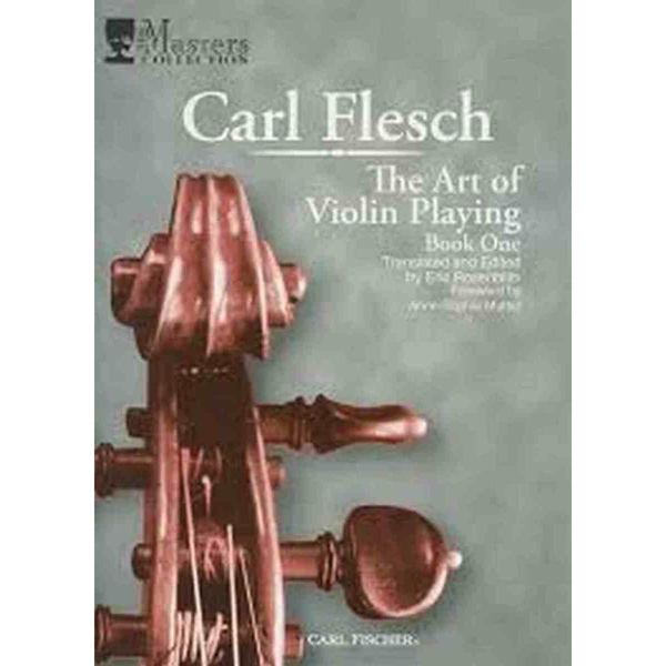 The Art of Violin Playing - Book One - Flesch