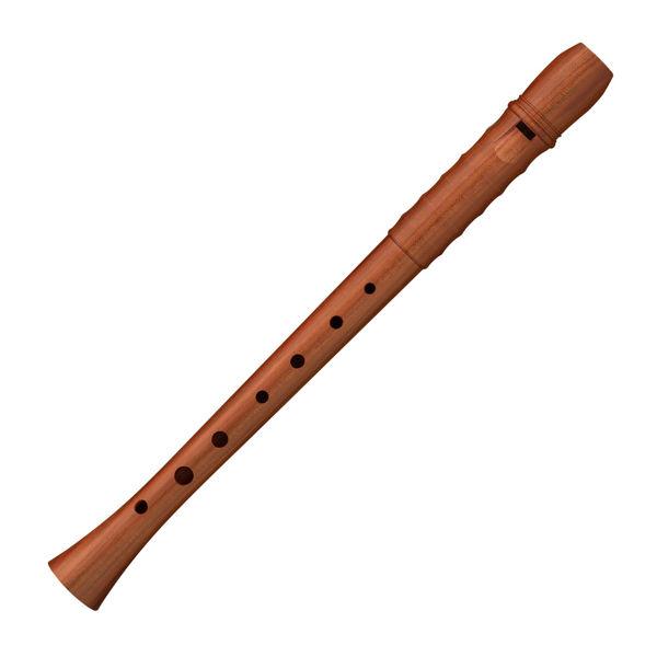Blokkfløyte Sopran Moeck Kynseker 8250, Baroque, Plum, Single holes. 442 Hz