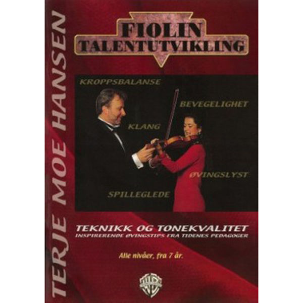 Fiolin talentutvikling - Terje Moe Hansen