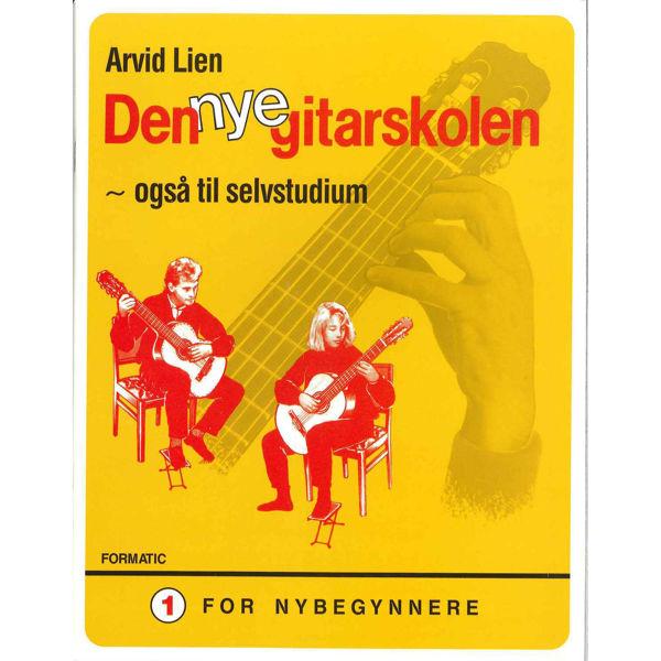 Den nye gitarskolen 1, Arvid Lien