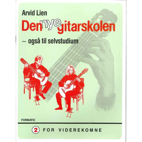 Den nye gitarskolen 2, Arvid Lien