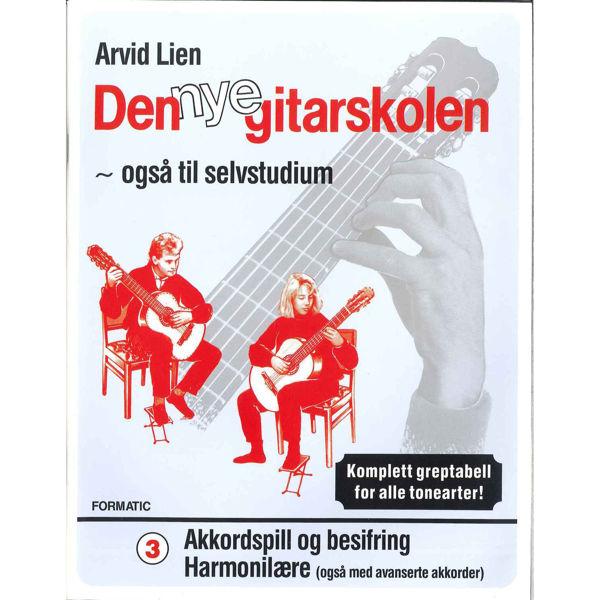 Den nye gitarskolen 3, Arvid Lien