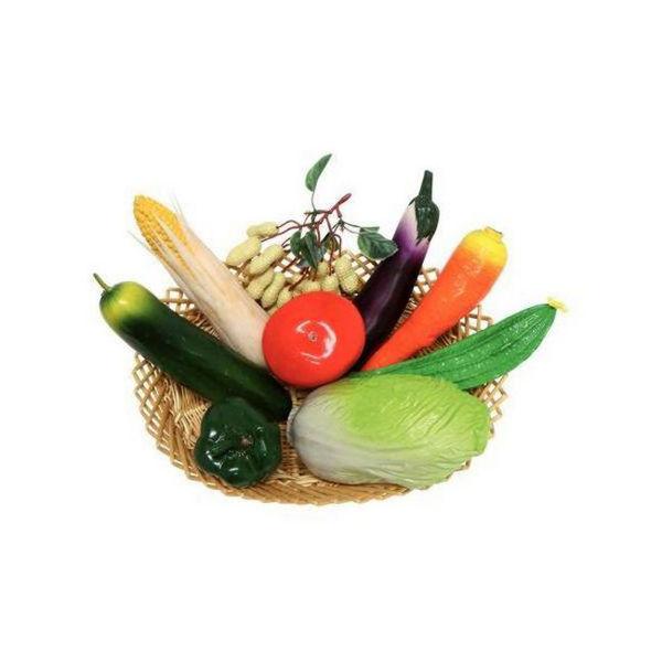 Shaker Gewa 830122, 9 stk. Assorterte Grønnsaker i Kurv