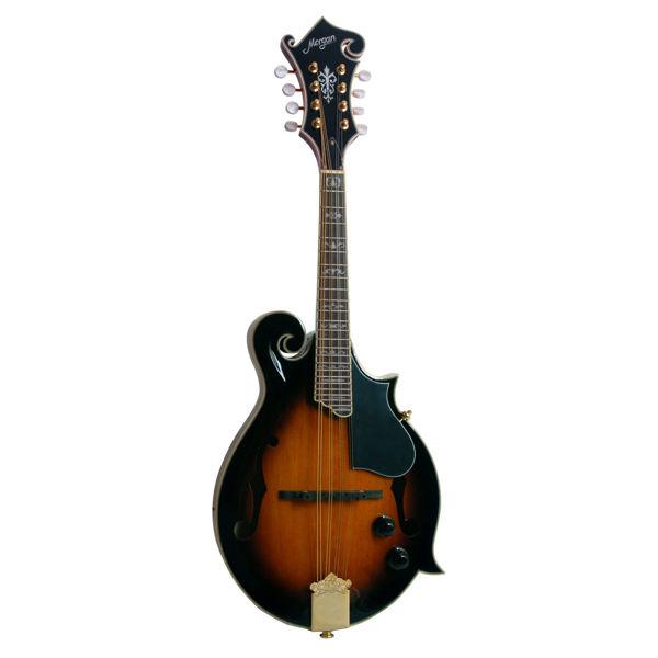 Mandolin Morgan M 70 E AV Elektrisk m/etui