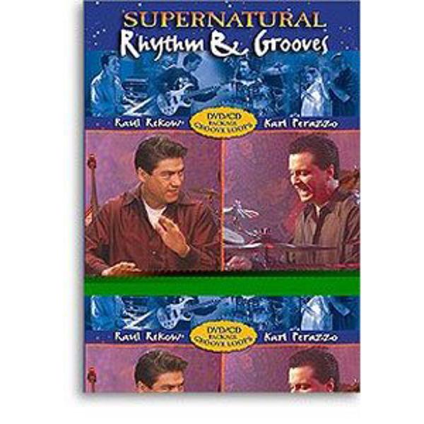 DVD Supernatural Rhythm & Grooves