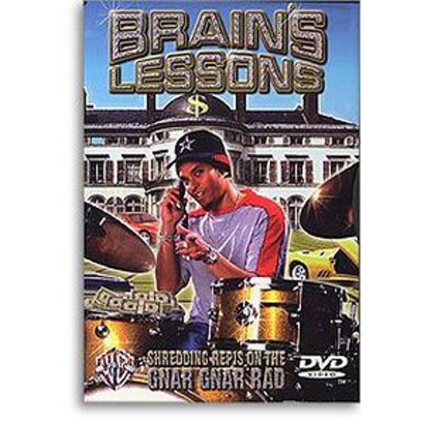 DVD Brains Lessons Shredding Repis On The Gnairl