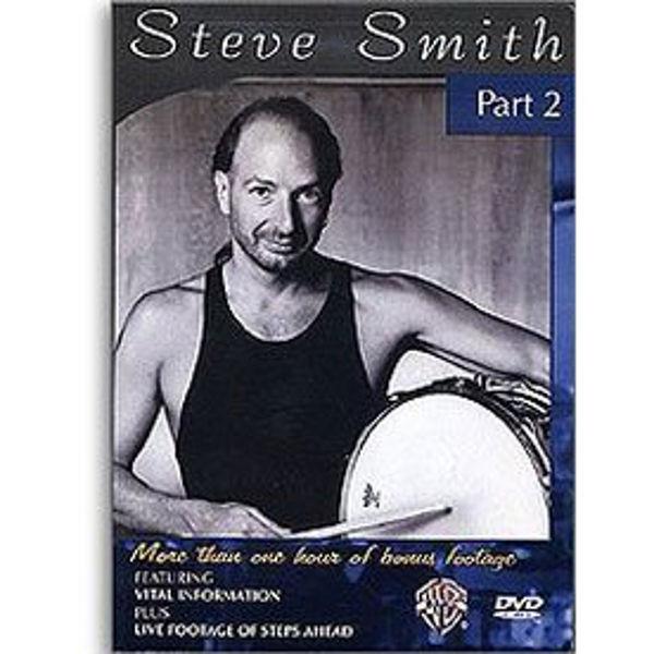 DVD Steve Smith, Part 2