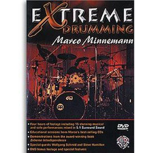 DVD Marco Minnemann, Extreme Drumming