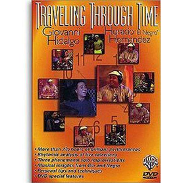 DVD Hidalgo & Hernandez Travelling Through Time