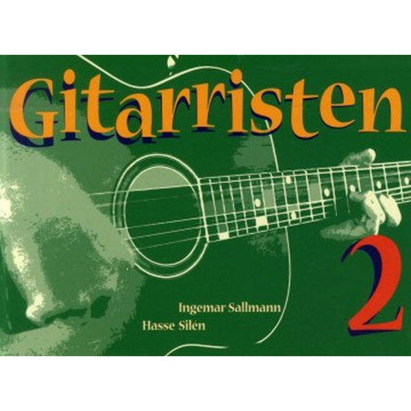 Gitarristen 2 - Sallman/Silen