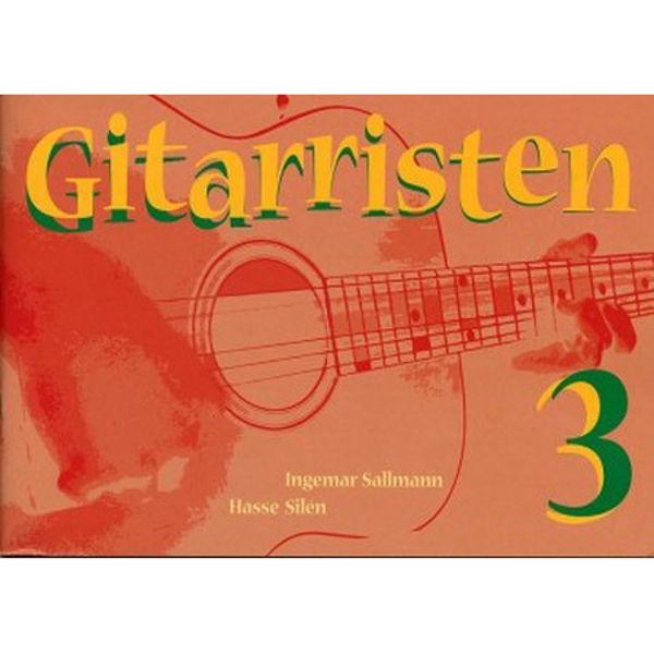Gitarristen 3 - Sallman/Silen