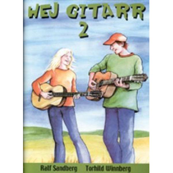 Hej gitarr 2, Ralf Sandberg/Torhild Winnberg
