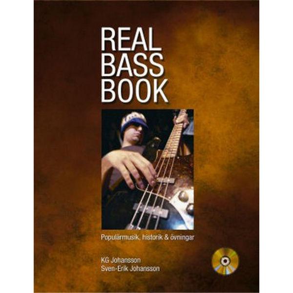 Real bass book m/cd