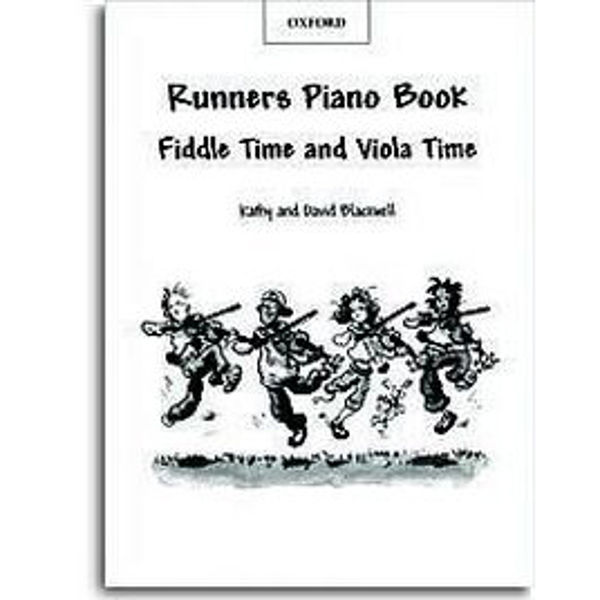 Runners Piano Book - Fiddle Time and Viola Time
