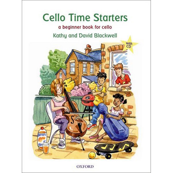 Cello Time Starters, Blackwell