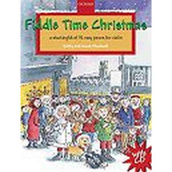 Fiddle Time Christmas + CD, Kathy and David Blackwell
