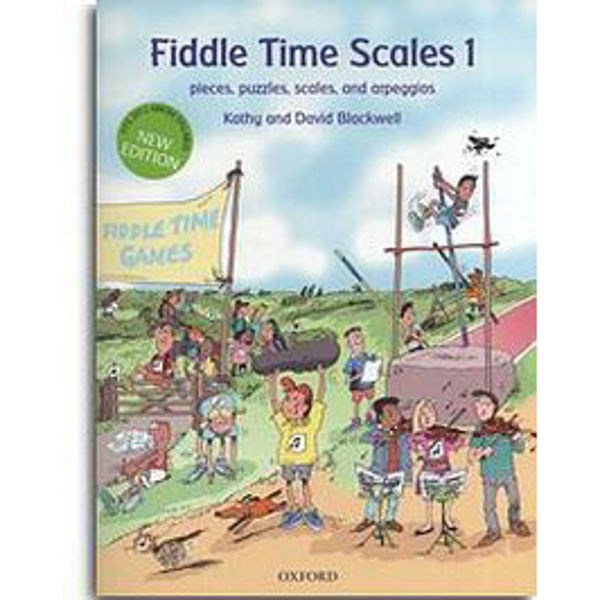 Fiddle Time Scales 1, Blackwell