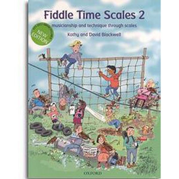 Fiddle Time Scales 2,  Blackwell
