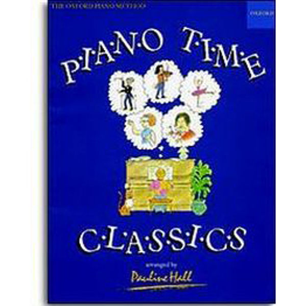 Piano Time Classics, Pauline Hall