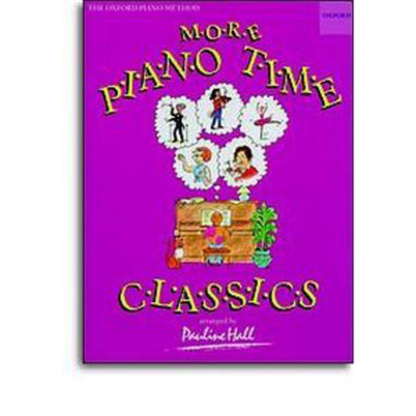 More Piano Time Classics, Pauline Hall