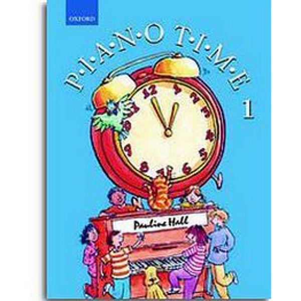 Piano Time 1, Pauline Hall