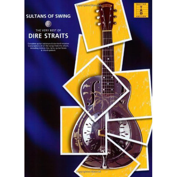 Sultans of Swing - The Very Best of Dire Straits - Guitar TAB
