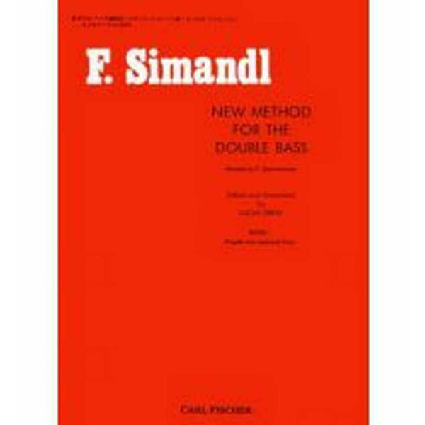 New Method for the Double Bass, Simandl/Zimmerman
