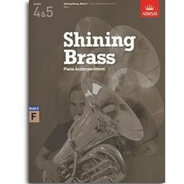 Shining Brass Book 2 - F Piano Accompaniments (Grades 4-5)