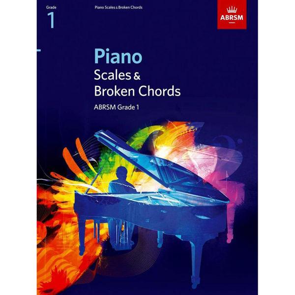 Piano Scales & Broken Chords Grade 1, ABRSM