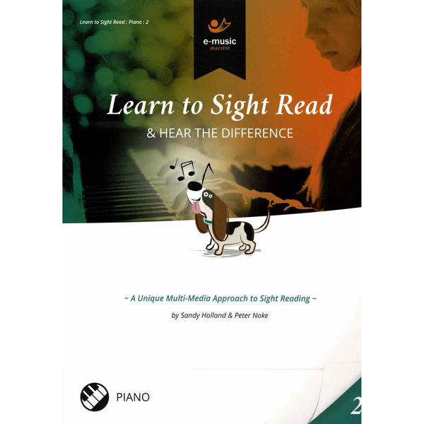 Learn to Sight Read Book 2 Piano, Sandy Holland and Peter Noke