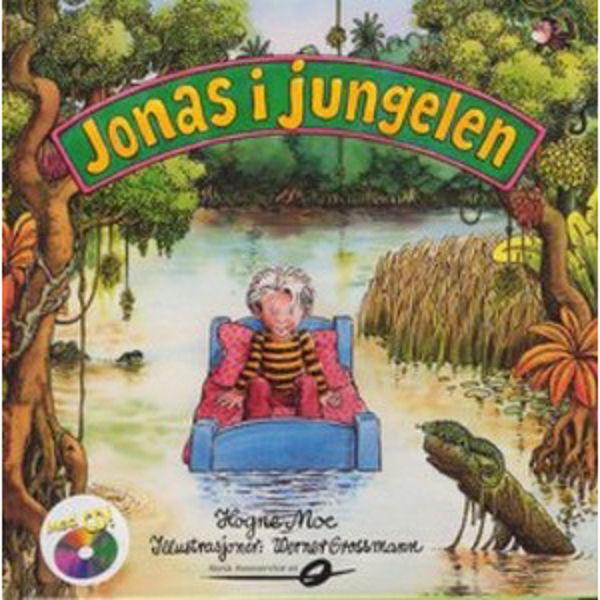 Jonas i jungelen, Hogne Moe