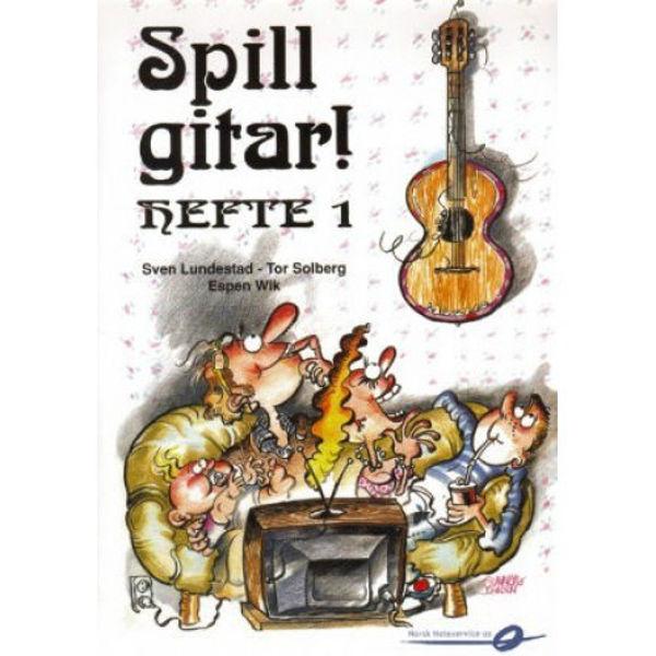 Spill gitar 1 - Lundestad/ Solberg/Wik