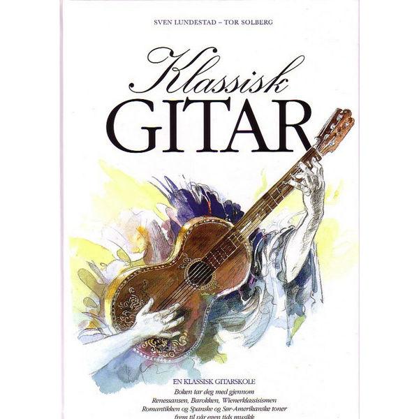 Klassisk gitar - Lundestad/Solberg m/ 2 CD 5. opplag