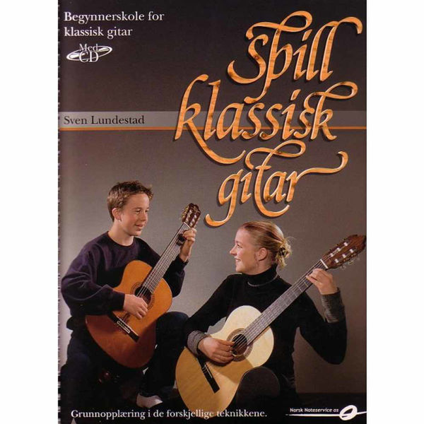 Spill klassisk gitar, Lundestad