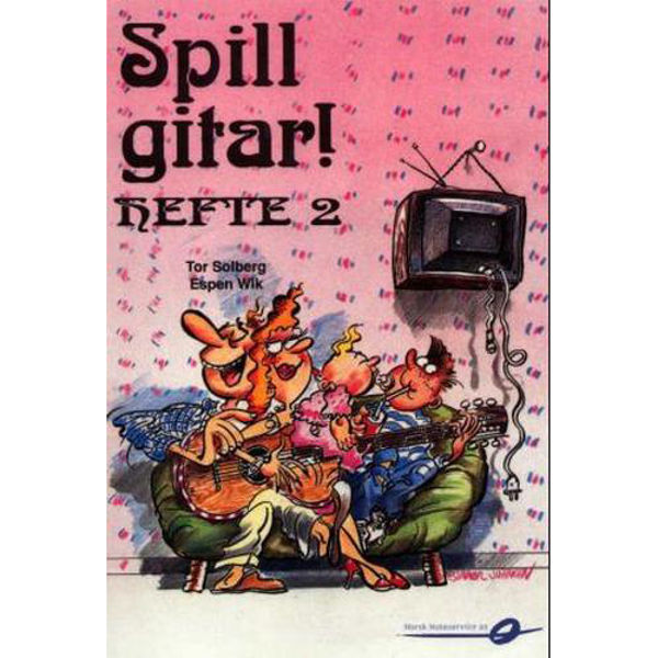 Spill gitar 2 - Tor Solberg/Espen Wik