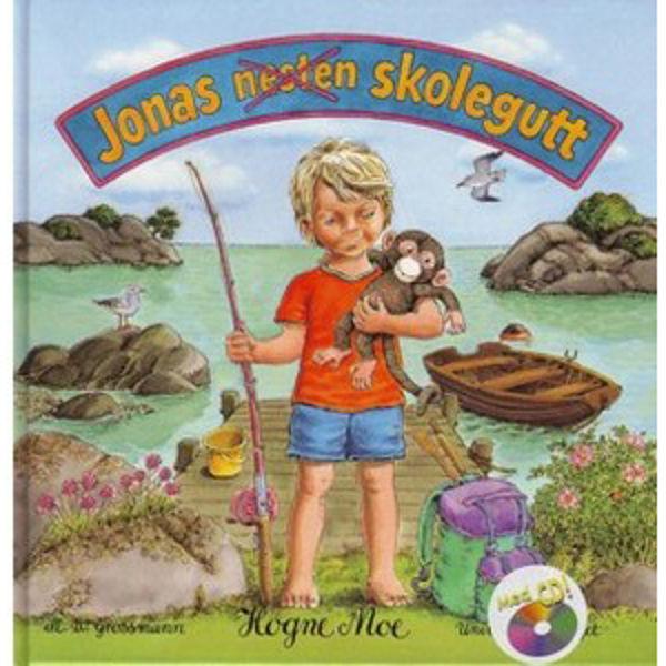 Jonas nesten skolegutt  Hogne Moe