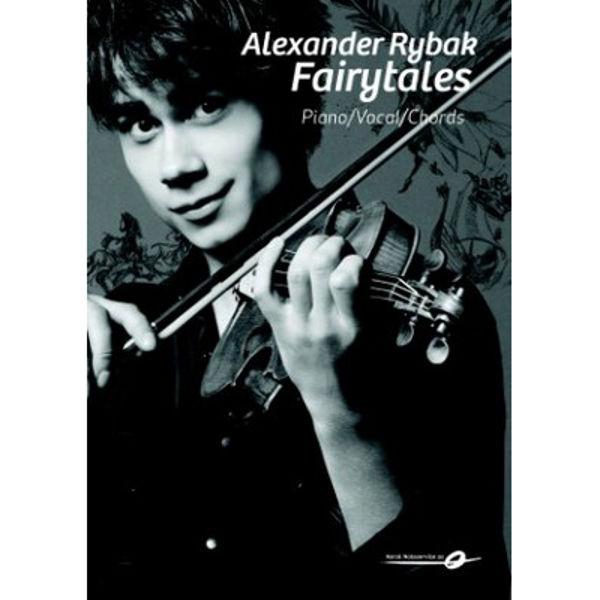 Alexander Rybak - Fairytales notealbum Piano-Vocals-Chords